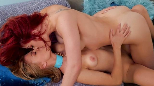 Невероятные лесбиянки получают взаимное удовольствие